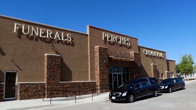 Funerarias en El Paso a punto del colapso