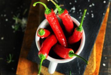 Comer picante puede alargar tu vida, revela estudio