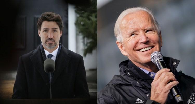 Líderes mundiales felicitan a Joe Biden por su victoria