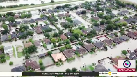 Restauración de drenajes en el Precinto 4 ayudará durante inundaciones