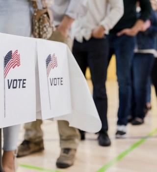 13% de los hispanos estaban listos para votar, pero no todos con ánimo