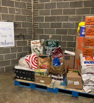 Boston: recolectan ayuda humanitaria para hondureños afectados por Eta