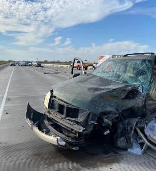 Conductor acusado de asalto por intoxicación en accidente de Mercedes