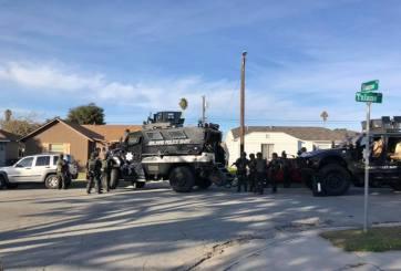 Arrestan a dos sospechosos de serie de tiroteos en Salinas