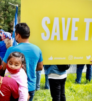 Tepesianos celebran extensión del Programa de Protección Temporal