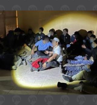 Arrestan a 64 inmigrantes indocumentados en menos de 48 horas