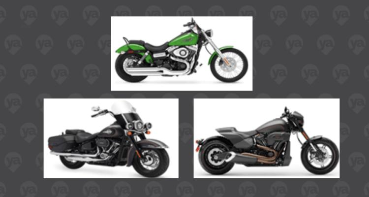 Investigan robo de 3 motos Harley Davidson en negocio de McAllen
