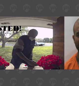 Arrestan a acusado de robos de inflables navideños en Brownsville