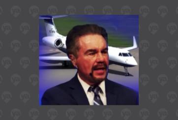 Pastor de Texas compró un jet privado con ayudas del coronavirus