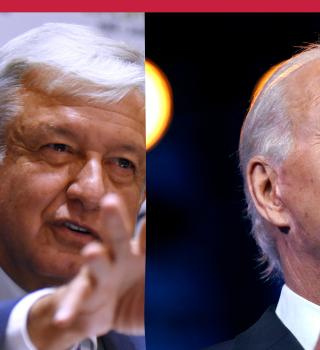 Biden y AMLO hablan sobre un «nuevo enfoque» a la migración