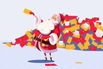 Más de 10 mil cartas de «Operación Santa» son adoptadas