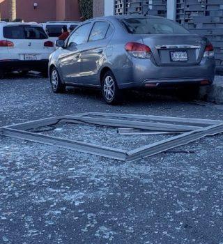 VIDEO: Fuerte explosión deja graves heridos y causa evacuaciones en edificio de Tijuana