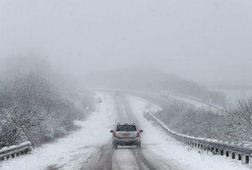 Podría nevar en Navidad en algunos de los lugares menos usuales de EE.UU.