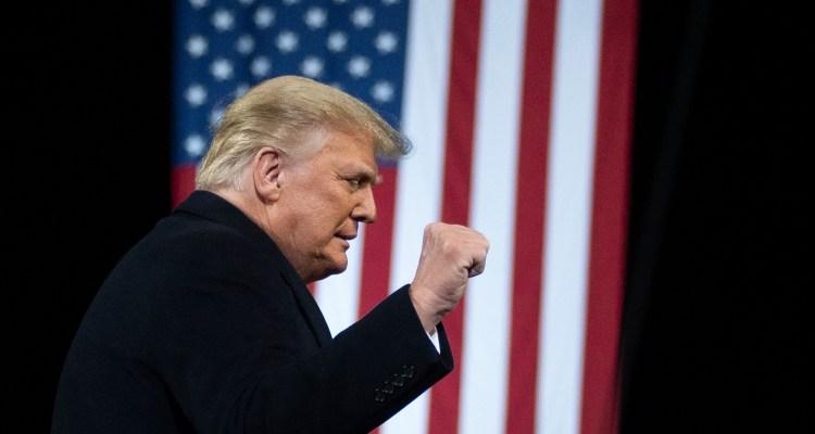 Trump pide «no violencia, no transgresión de la ley y no vandalismo»