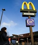 McDonald's puso cámaras en sus contenedores de basura y esta es la razón