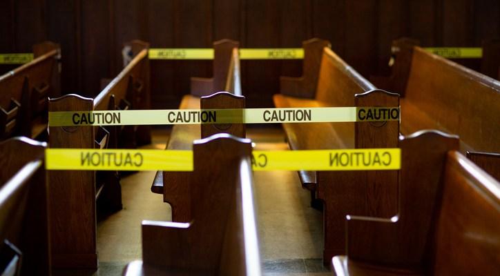 iglesia caution