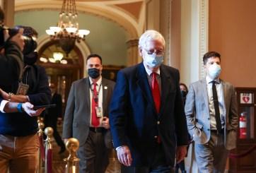 Republicanos del Senado al fin reconocen triunfo de Joe Biden