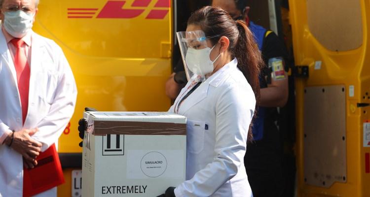 México ya tiene fecha para iniciar la vacunación contra la COVID-19
