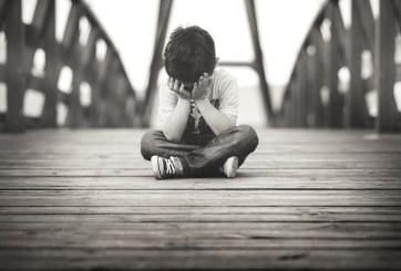 niño abandonado