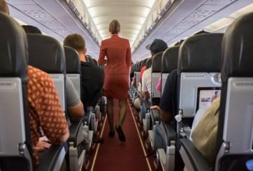 sobrecargo avión