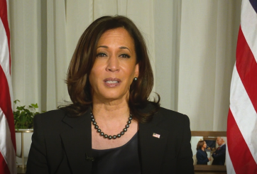 Kamala Harris dice que gobierno de Joe Biden luchará por inmigrantes