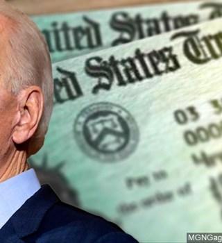 Además de cheques de estímulo, Biden planea un pago mensual por niños
