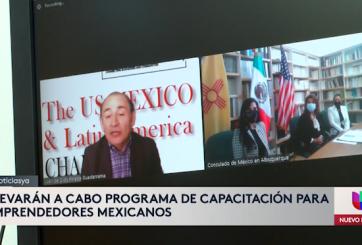 Nuevo Programa de Capacitación Para Emprendedores Mexicanos