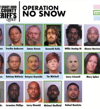 Vendieron cocaína y metanfetamina a agentes encubiertos del condado de Polk