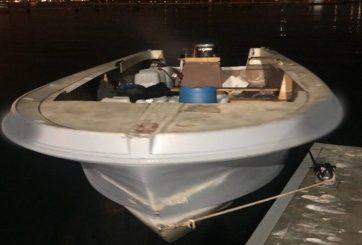 Arrestan 21 personas al ingresar ilegalmente por las costas de San Diego