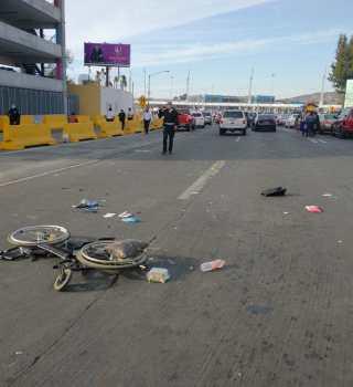 VIDEO: Mujer que fue atropellada en garita de San Ysidro pierde la vida