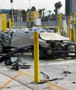Mortal accidente causa cierre parcial en garita de San Ysidro