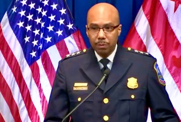 Nombran a nuevo jefe a cargo de la Policía Metropolitana de DC