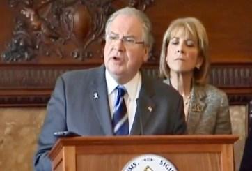 Rep. DeLeo Anuncia su retiro de la Cámara Baja de Massachusetts