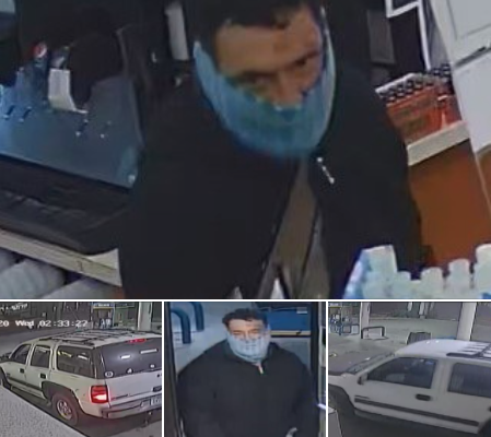 Buscan a hombre sospechoso de robo agravado en Brownsville