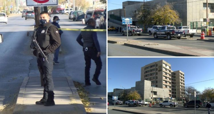 Sicario supuestamente vestido de enfermero entra al hospital a matar