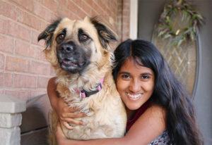 Joven de Edinburg gana concurso para ayudar a refugio de animales