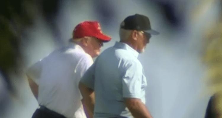 Congreso envía paquete de estímulo a Mar-a-Lago para que Trump lo firme
