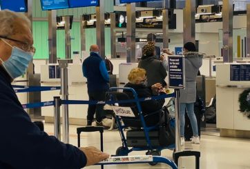 Gran flujo de viajeros en festividades preocupa a autoridades de Boston