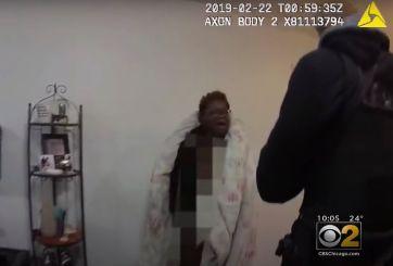 Alcaldesa se disculpa con mujer que fue arrestada desnuda en su casa