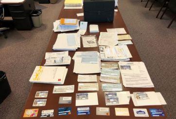 Hombre de Nevada se habría robado documentos de 34 personas