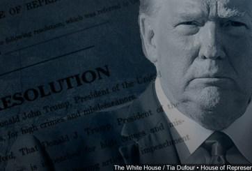 «Impeachment» de Trump en enero predijo lo que ocurrió en resto de 2020