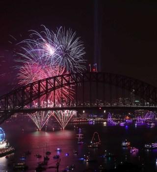 ¡Bienvenido 2021! Así se ha recibido al Año Nuevo alrededor del mundo