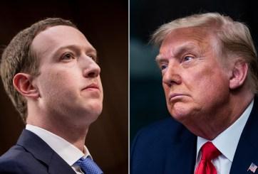 Trump demanda a Facebook por presunto favoritismo hacia inmigrantes