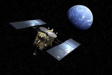 La primera muestra de la superficie de un asteroide llegó a la Tierra