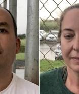 Arrestan a pareja que viajó luego de dar positivo por COVID