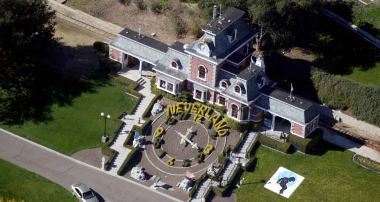 Venden el Rancho Neverland de Michael Jackson en $22 millones