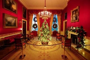 Así han sido las Navidades en la Casa Blanca durante la presidencia de Trump