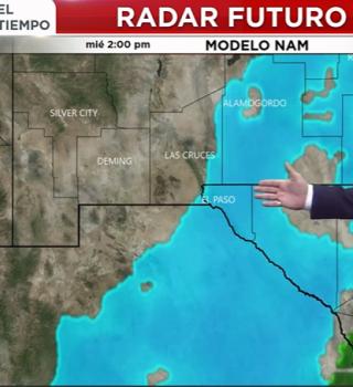 ¿Llegará la nieve a El Paso y Ciudad Juárez?