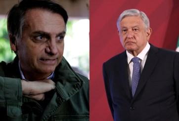 Bolsonaro y AMLO finalmente reconocen victoria de Biden tras críticas