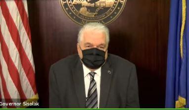 Gobernador Sisolak extiende orden «Nevada En Pausa»